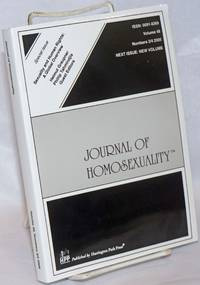 Journal of Homosexuality; Volume 48 Numbers 3/4 [Double Issue], 2005; Special Issue: Sexuality and Human Rights: A Global Overview