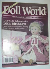 National Doll World, August 1987 *FOLK DOLLS*