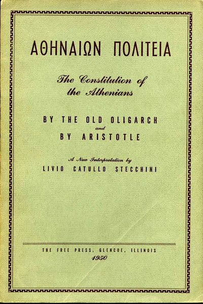 Glencoe, IL: Free Press, 1950. Book. Very good condition. Paperback. First Edition. Octavo (8vo). Tw...