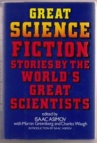 image of Great Science Fiction Stories by the World's Great Scientists