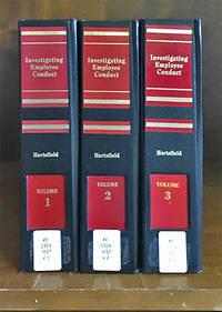 Investigating Employee Conduct. 3 Vols. Current thru November 2017
