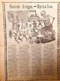 [Print] Panteon Antiguo - Epitafios