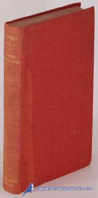Pamela [or, Virtue Rewarded]: Volume One only (of two) (Everyman's Library  #683)