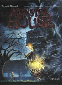 image of THE ART & MAKING OF MONSTER HOUSE.