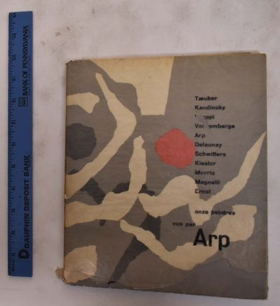 Zurich: Girsberger, 1949. Softcover. Good (glassine wraps are torn, covers have shelf wear with corn...