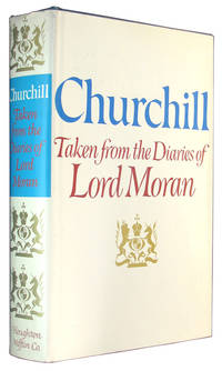 image of Churchill: Taken from the Diaries of Lord Moran.