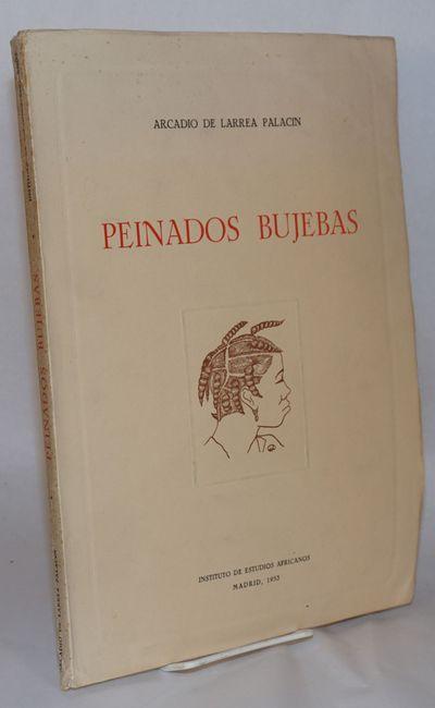 Madrid: Consejo Superior de Investigaciones Cientificas Instituto de Estudios Africanos, 1953. 50p. ...