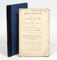 Relation of a Voyage from Boston to Newfoundland, for the Observation of the Transit of Venus, June 6, 1761