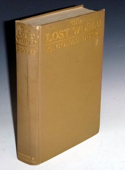 New York; (1912): Hodder & Stoughton; George H. Doran Company. Octavo. 309 pages. Though more famous...