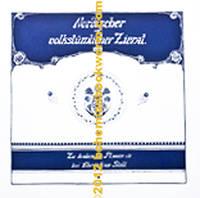 Nordischer und Volkstumlicher Zierat by  Christian & C. G. Roeder Stoll - 1st Edition - 1910 - from BohemianBookworm and Biblio.com