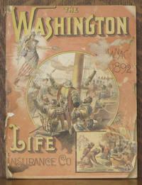 THE WASHINGTON LIFE INSURANCE CO. ALMANAC 1892
