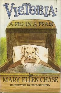 VICTORIA: A PIG IN A PRAM