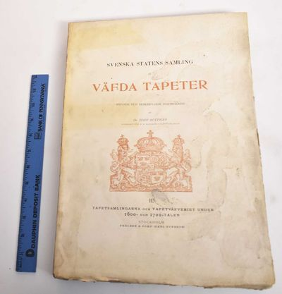 Stockholm: Fröléen & comp. (C. Suneson), 1898. Number 161 of 200 copies printed. Paperback. VG int...