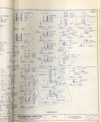 Blueprints for Sitix of Phoenix, Inc., Silicon Wafer Manufacturing Facility