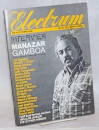 Electrum: the Poetry magazine; #39, Fall/Winter 1987