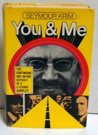 image of You & Me: The Continuing One-on-One Odyssey of a Literary Gambler