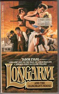 image of LONGARM AND THE HANGMAN'S NOOSE, #66