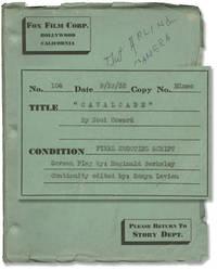 Cavalcade (Original screenplay for the 1933 film)