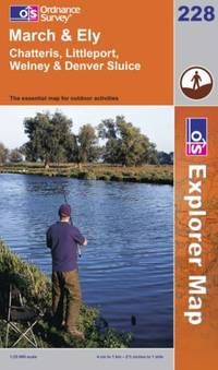 image of March and Ely (Explorer Maps) (OS Explorer Map Active)