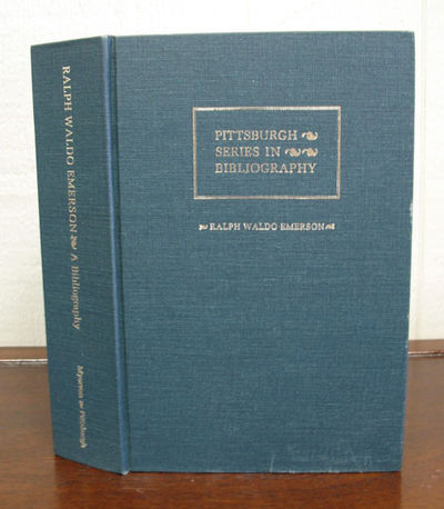 Pittsburgh: University of Pittsburg Press, 1982. 1st edition. Blue cloth binding with silver stamped...