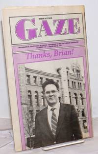 image of Twin Cities Gaze: the news bi-weekly for the Twin Cities Gay/Lesbian Community #147, September 5, 1991; Thanks Brian!