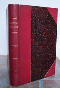 HISTOIRE DES BAROMETRES ET MANOMETRES ANEROIDES - BIOGRAPHIE DE LUCIEN VIDIE, INVENTEUR DU BAROMETRE ET DU MANOMETRE ANEROIDES. Signed copy. by  Auguste. SIGNED COPY.: LAURANT - Signed First Edition - from Roger Middleton (SKU: 33491)