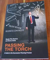 Passing The Torch: A Guide to the Succession Planning Process