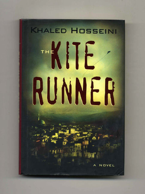 the kite runner   1st edition 1st printing by hosseini