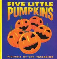 image of Five Little Pumpkins (Harper Growing Tree)