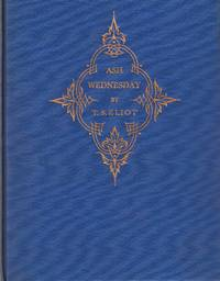 An extensive collection of first editions of Eliot's work, approximately 150 books and periodicals, including the following: the first appearance of