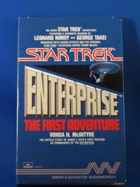 Star Trek - Enterprise The First Adventure by  Vonda N McIntyre  - First edition  - from Bodacious Books (SKU: 563)