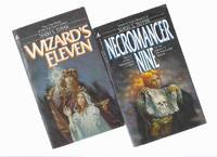 Necromancer Nine ---with Wizard's Eleven: Book 2, 3 of the True Game Trilogy / Series -by...