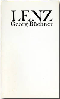 : Frontier Press, 1969. Small octavo. Printed wrapper. A new edition of Michael Hamburger's 1947 tra...