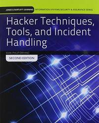 Hacker Techniques, Tools, and Incident Response