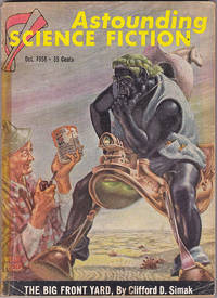Astounding Science Fiction, October 1958 (Volume 62, Number 2)