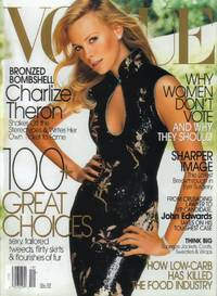 image of VOGUE 2004 - CHARLIZE THERON
