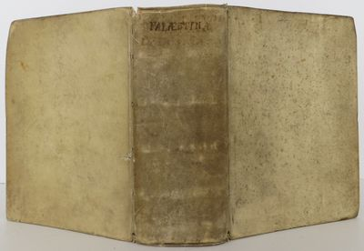 Guilielmi Broedelet, 1714. first. hardcover. very good. First edition. Two volumes in one book, in L...