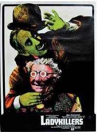 The Ladykillers (Original German poster for the 1955 film)