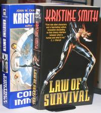 "The Jani Kilian Books:  Vol 3. Law of Survival; Vol 4. Contact Imminent; -(two books in the ""Jani Kilian: series)-"