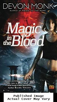 image of Magic in the Blood (Allie Beckstrom, Book 2)