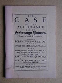 The Case of the Allegiance Due to Soveraign Powers