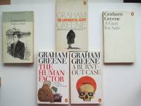 image of A gun for sale; Brighton rock; The confidential agent; A burnt-out case;  The human factor [5 books]