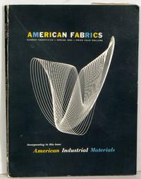 American Fabrics. Spring 1953.