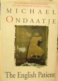 The English Patient by  Michael Ondaatje - Hardcover - Fifth Printing - 1993 - from Old Saratoga Books (SKU: 35522)