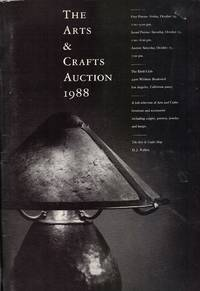 The Arts & Crafts Auction 1988