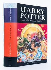 image of Harry Potter and the Deathly Hallows.
