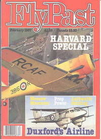 FLYPAST.  NO. 67.  FEBRUARY 1987.  (FLY PAST.)