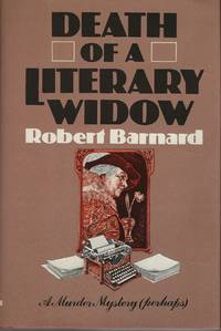 image of DEATH OF A LITERARY WIDOW