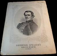 Governor Sprague's Grand March - Sheet Music
