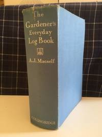 The Gardener's Everyday Log Book